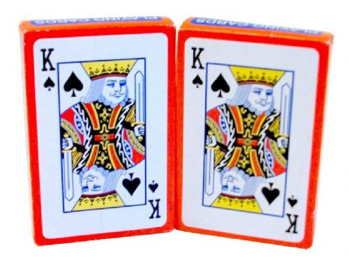 Boxed Playing Cards x 10 (Traditional)